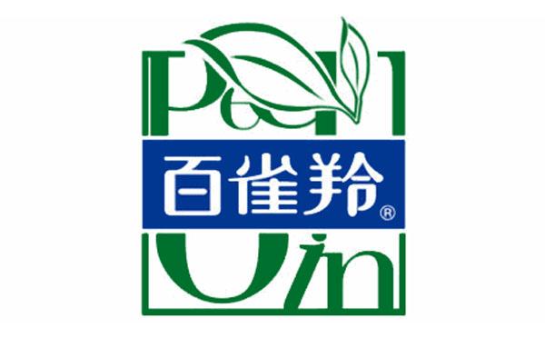 百雀羚(PECHOIN)品牌LOGO