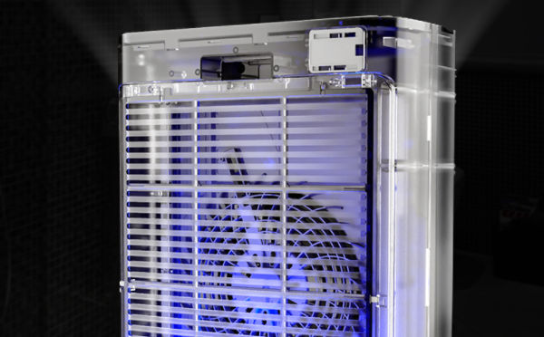 空气净化器使用区域